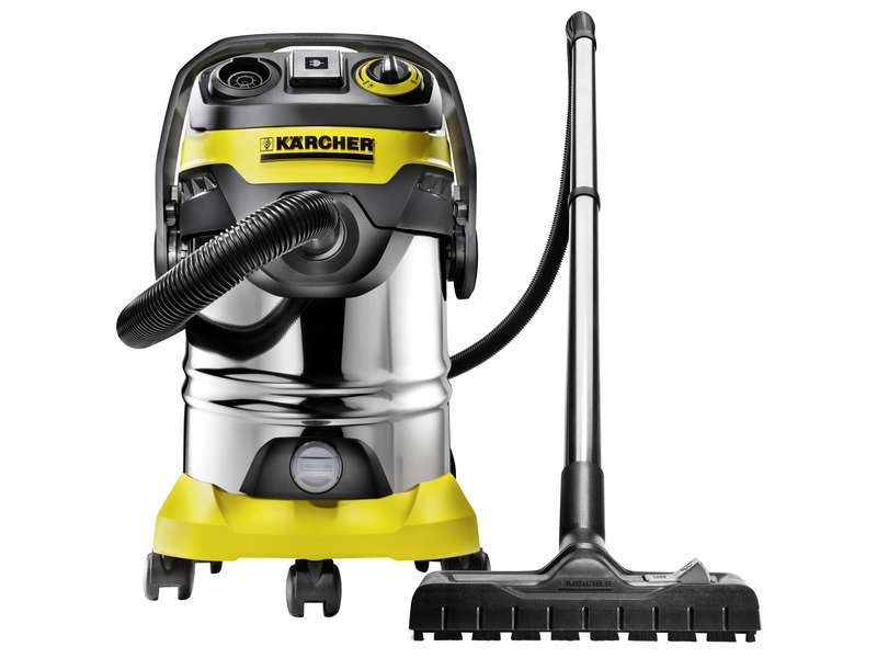 aspirateur eau et poussi re karcher wd 6 p premium vente. Black Bedroom Furniture Sets. Home Design Ideas