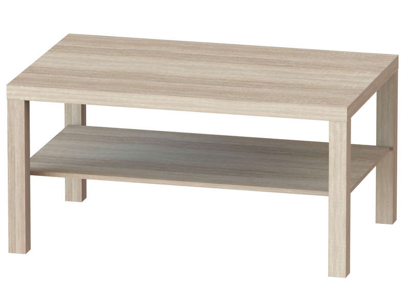 Table basse mojo vente de table basse conforama - Table de salon rectangulaire ...