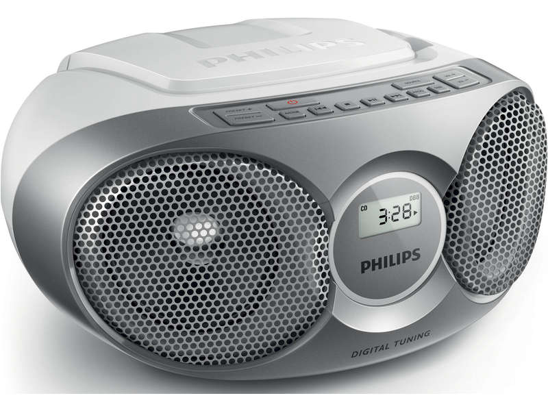 radio cd philips az215s vente de radio cd radio r veil conforama. Black Bedroom Furniture Sets. Home Design Ideas