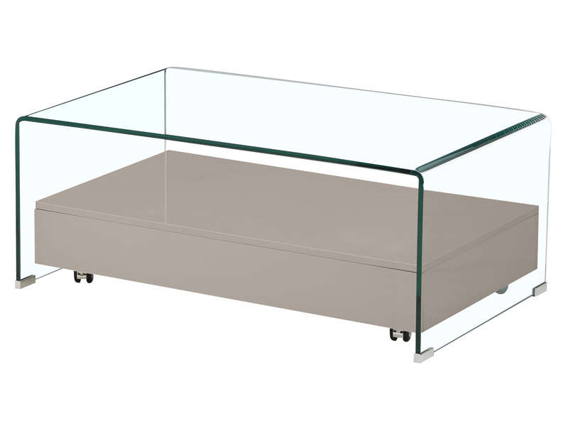 Table basse conforama a roulettes - Table basse roulettes ...