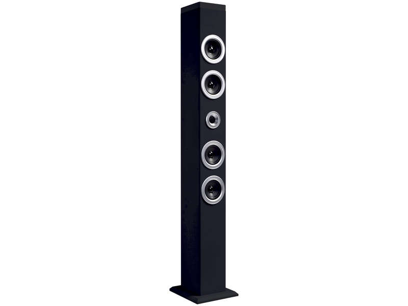 station d 39 accueil bluetooth prestige tower40fmb vente de enceinte connect e conforama. Black Bedroom Furniture Sets. Home Design Ideas