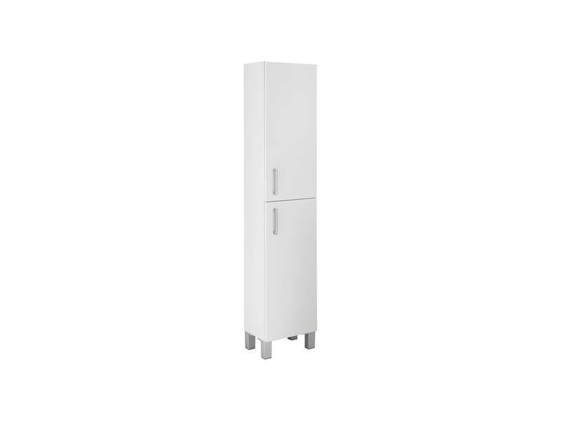 colonne salle de bain l 30 cm bali coloris blanc vente de armoire colonne tag re conforama. Black Bedroom Furniture Sets. Home Design Ideas