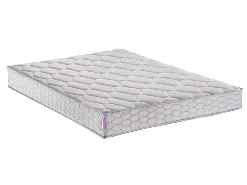 matelas mousse 140x190 cm dunlopillo ekiden vente de matelas 2 personnes conforama. Black Bedroom Furniture Sets. Home Design Ideas