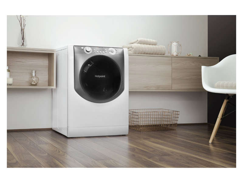 lave linge s chant hublot 9 7 kg hotpoint aqd970l 49 eu. Black Bedroom Furniture Sets. Home Design Ideas