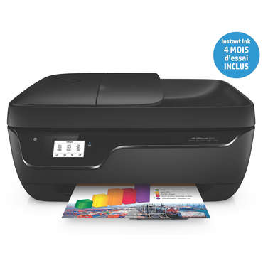 imprimante hp officejet 3833 vente de imprimante et scanner conforama. Black Bedroom Furniture Sets. Home Design Ideas