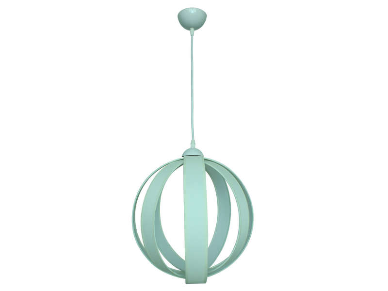 Suspension 120 cm sandro coloris blanc vente de luminaire enfant conforama for Luminaire multi suspension colore enfant
