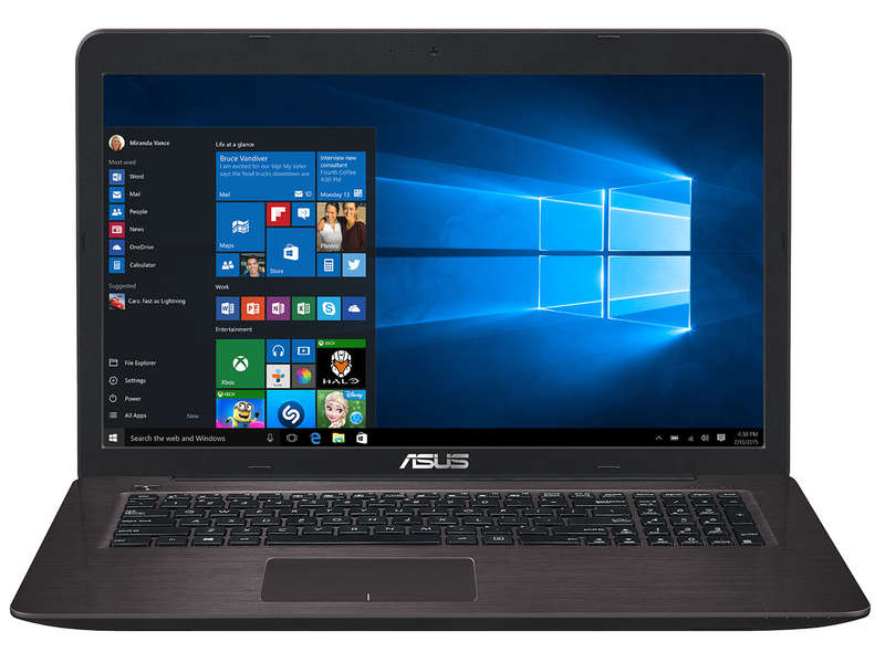 Ordinateur portable ASUS K756UX