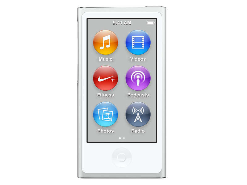 Baladeur mp3/4 APPLE MKN22ZD 16GB SILVER