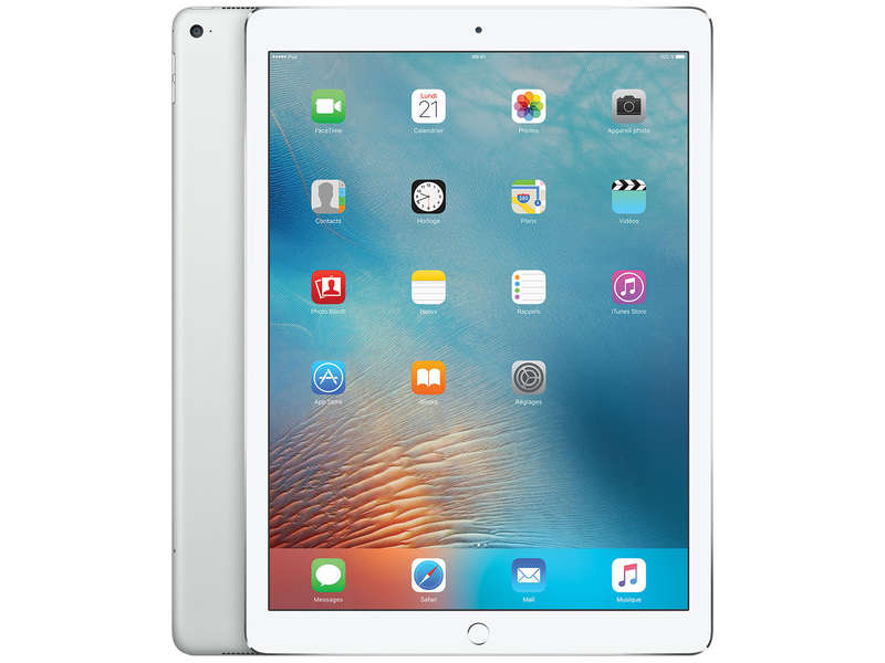 Tablette 12.3 '' iOS APPLE IPAD PRO 12.9 128GO SILVER +4G