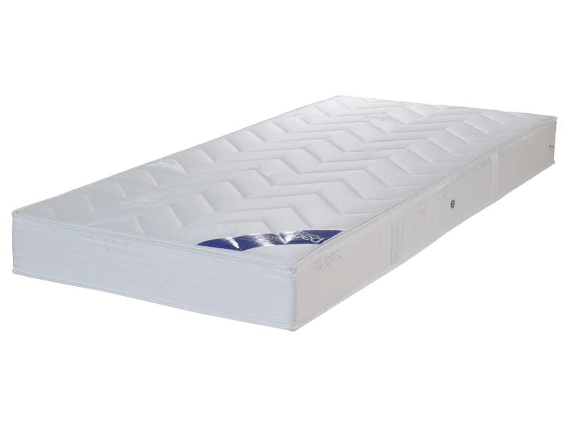 matelas mousse 90x190 cm confobed every pas cher avis et prix en promo. Black Bedroom Furniture Sets. Home Design Ideas
