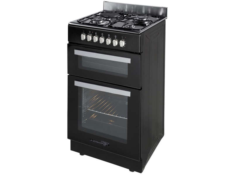 Cuisini re mixte 50 cm la germania tgx50dfn la germania - Cuisiniere electrique conforama ...