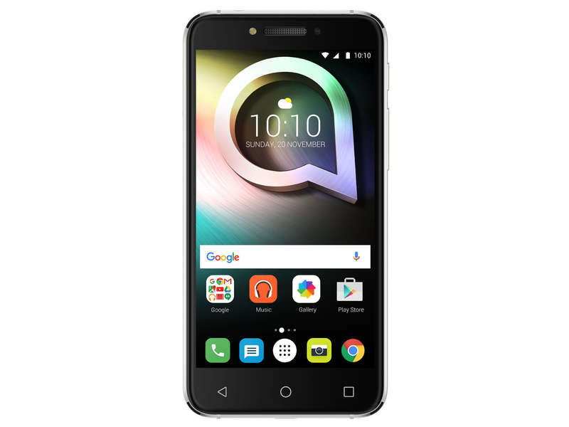 Smartphone 5 '' Quad core ALCATEL SHINE LITE NOIR