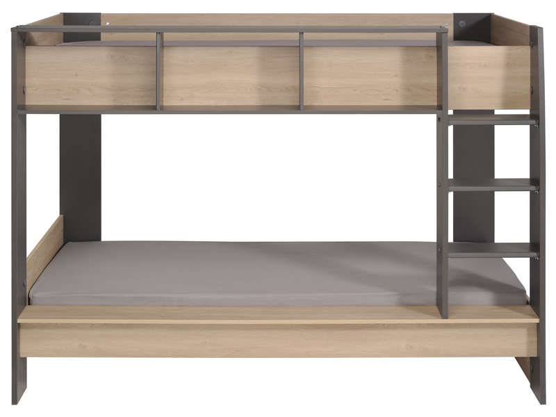lit superpos et mezzanine pas cher promo et soldes la deco. Black Bedroom Furniture Sets. Home Design Ideas