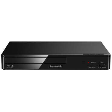 lecteur dvd blu ray panasonic dmp bd84eg k vente de panasonic conforama. Black Bedroom Furniture Sets. Home Design Ideas