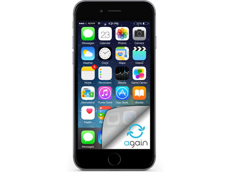 Smartphone 4.7 '' Dual core APPLE IPHONE 6 16GO GRAY RECONDITIONNE GRADE A