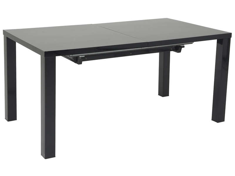 Table rectangulaire avec allonges cm max ashley for Table rectangulaire 160 cm avec rallonge