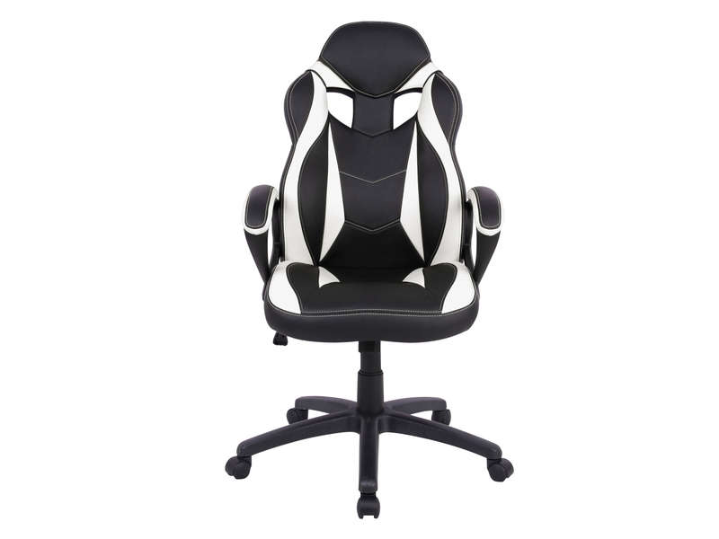 fauteuil de bureau bundy bicolore vente de fauteuil de bureau conforama. Black Bedroom Furniture Sets. Home Design Ideas