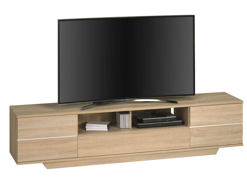 meuble tv vente de meuble tv conforama. Black Bedroom Furniture Sets. Home Design Ideas