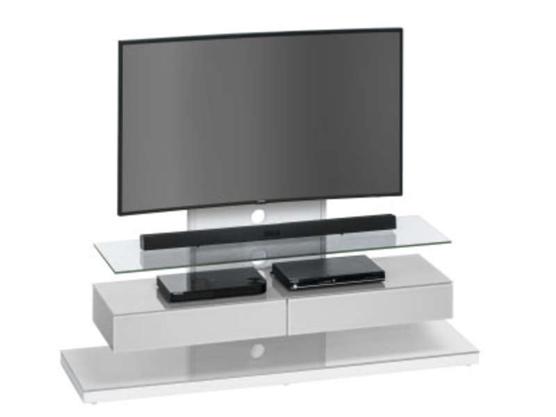 meuble tv 145 cm vente de meuble tv conforama. Black Bedroom Furniture Sets. Home Design Ideas