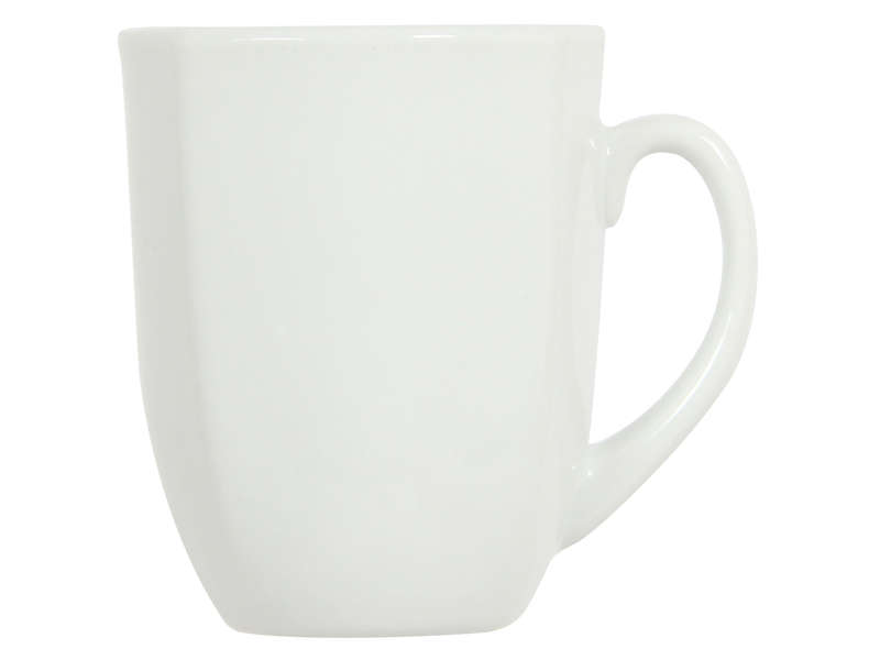 Mug 34 cl coloris blanc chez conforama for Mug isotherme micro ondable