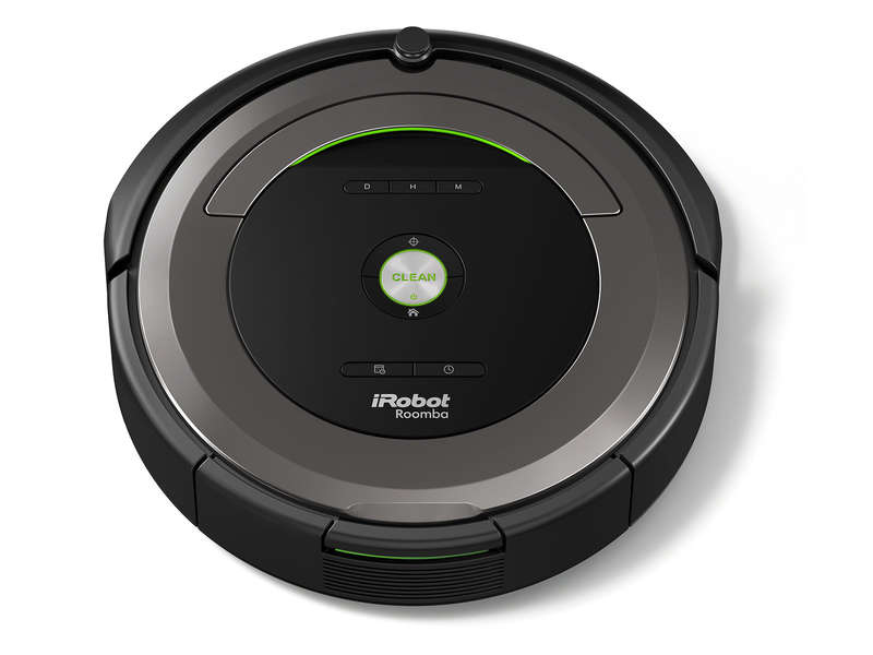 aspirateur robot irobot roomba 681 vente de irobot conforama. Black Bedroom Furniture Sets. Home Design Ideas