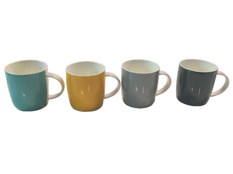 Mug 34cl scann coloris assortis chez conforama for Mug isotherme micro ondable
