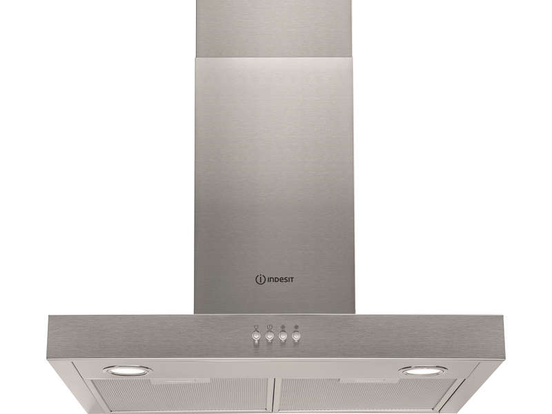Hotte décorative 60 cm INDESIT IHBS6.4AMX