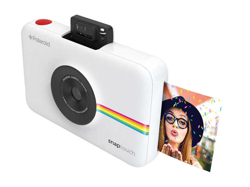 Appareil photo instantané POLAROID SNAP TOUCH BLANC - Vente de Appareil  photo - Conforama 57dea9a9c33a