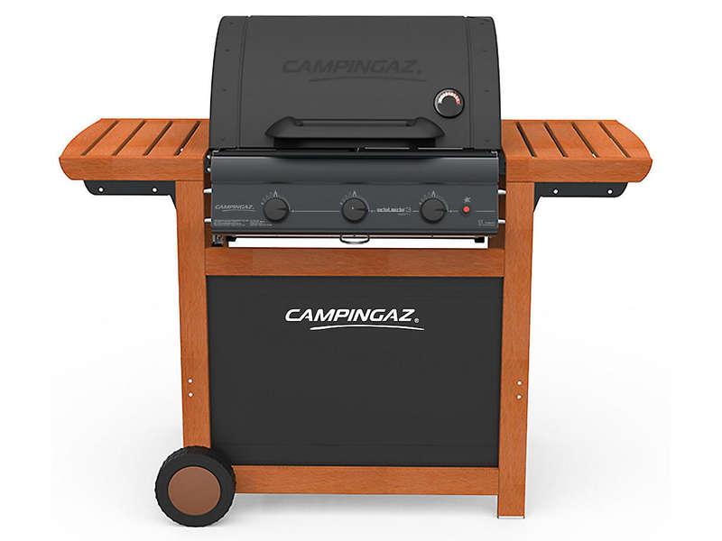 Barbecue à gaz CAMPINGAZ ADELAIDE 3 WOODY L