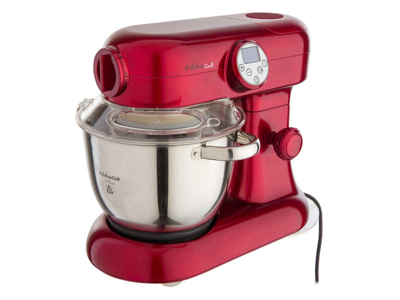 Robot cuiseur KITCHEN COOK REVOLUTION V3 Red
