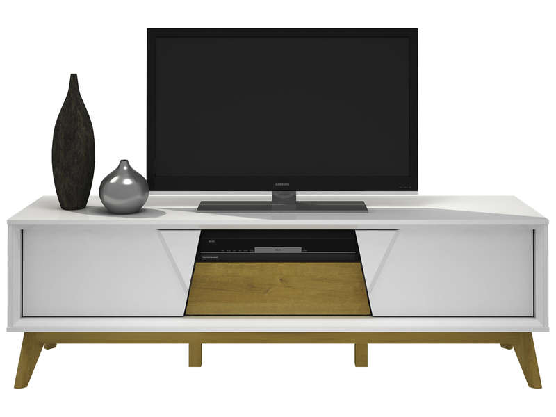 meuble tv forza vente de meuble tv conforama. Black Bedroom Furniture Sets. Home Design Ideas