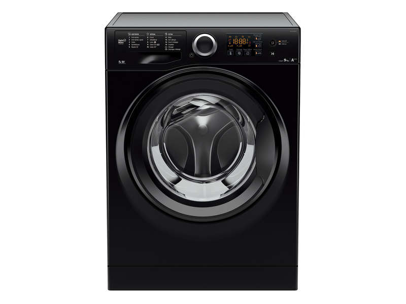 lave linge hublot 9kg hotpoint ariston rsg923kk fr chez. Black Bedroom Furniture Sets. Home Design Ideas