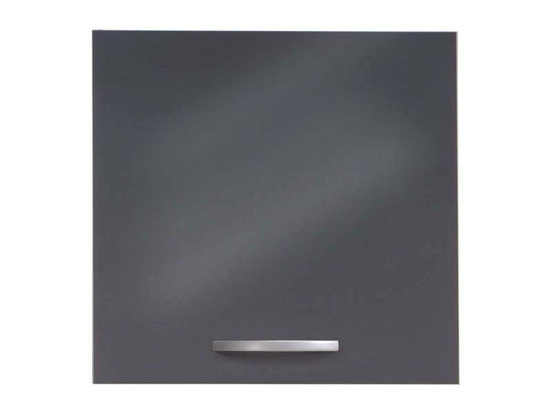 Meuble haut 60 cm SPOON GLOSSY ANTHRACITE
