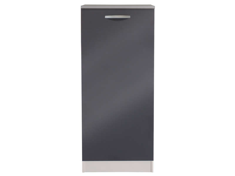 Colonne 60 cm SPOON GLOSSY ANTHRACITE