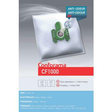 Sac aspirateur CONFORAMA CF1000