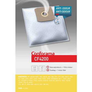 Sac aspirateur CONFORAMA CF4200