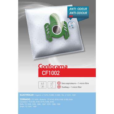 Sac aspirateur CONFORAMA CF1002