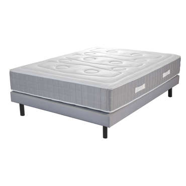Matelas + Sommier 160X200 Cm Ressorts Volupnight By Conforama