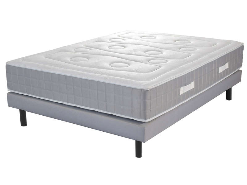 matelas sommier 160x200 cm ressorts volupnight positively vente de ensemble matelas et. Black Bedroom Furniture Sets. Home Design Ideas