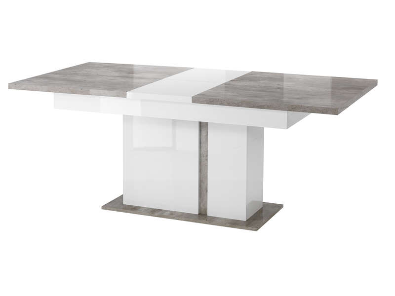 Table Pied Central Conforama