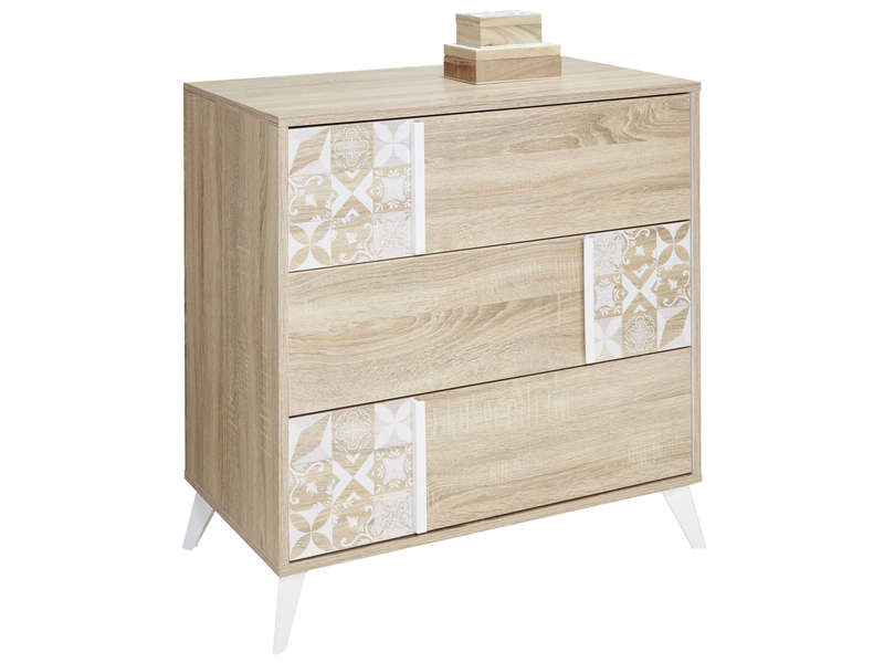 Commode CHLOE - Vente de Commode - Conforama