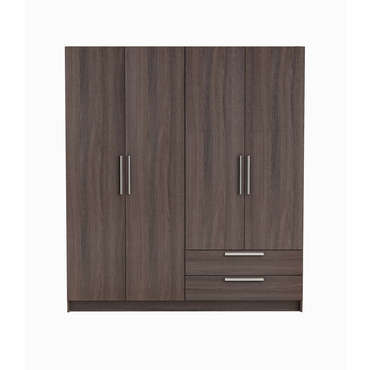 Armoire 4 portes conforama for Conforama armoire