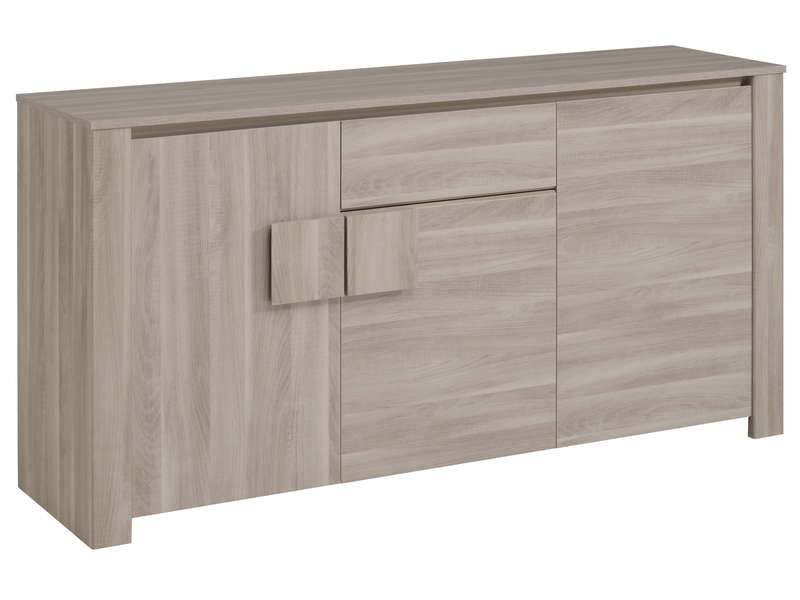 Buffet 3 portes warren silex vente de buffet de cuisine for Meuble warren silex