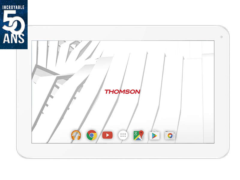 Tablette 10.1 '' Android 6.0 THOMSON TEO10W16CO 16GO