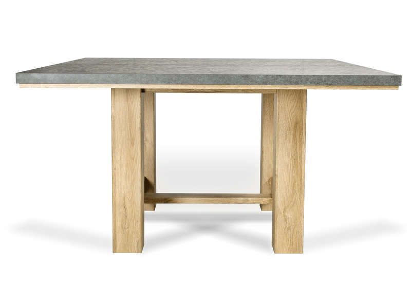 Table broceliande vente de table conforama for Chemin de table conforama