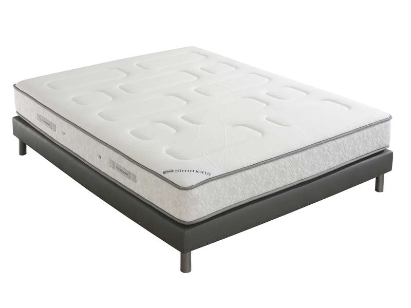 matelas ressorts 140x190 cm simmons seduction vente de matelas 2 personnes conforama. Black Bedroom Furniture Sets. Home Design Ideas