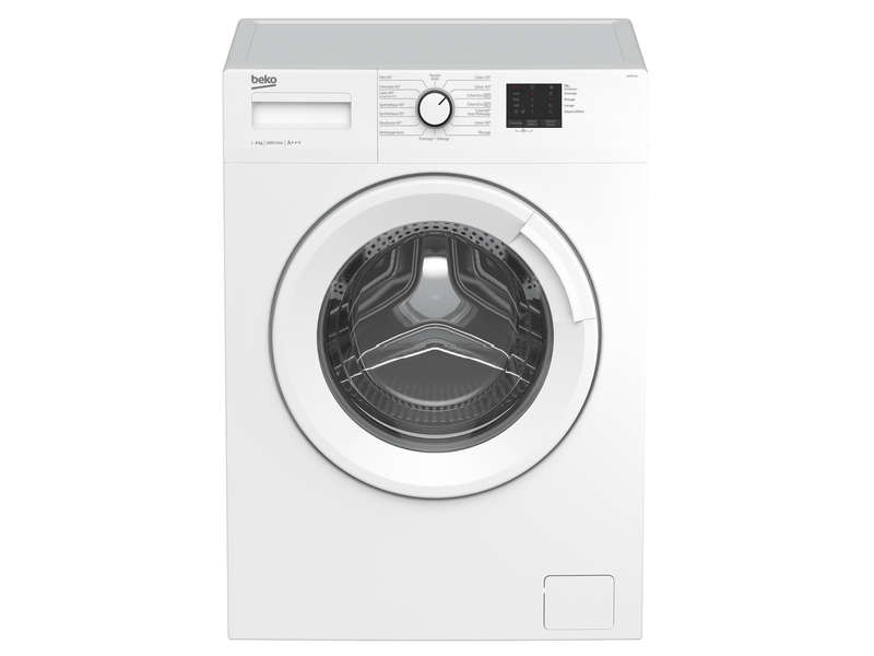 lave linge hublot 6 kg beko wm61001 beko vente de lave linge conforama. Black Bedroom Furniture Sets. Home Design Ideas