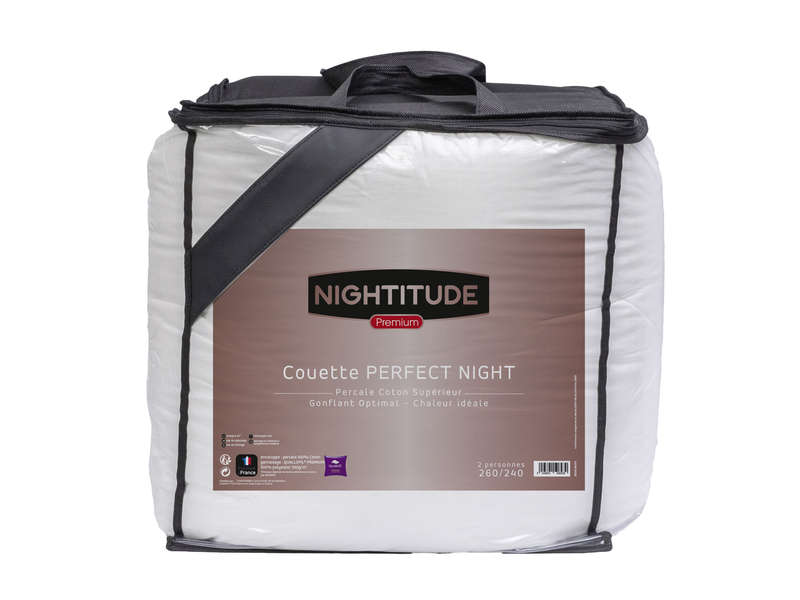 Couette 260X240 cm PERFECT NIGHT
