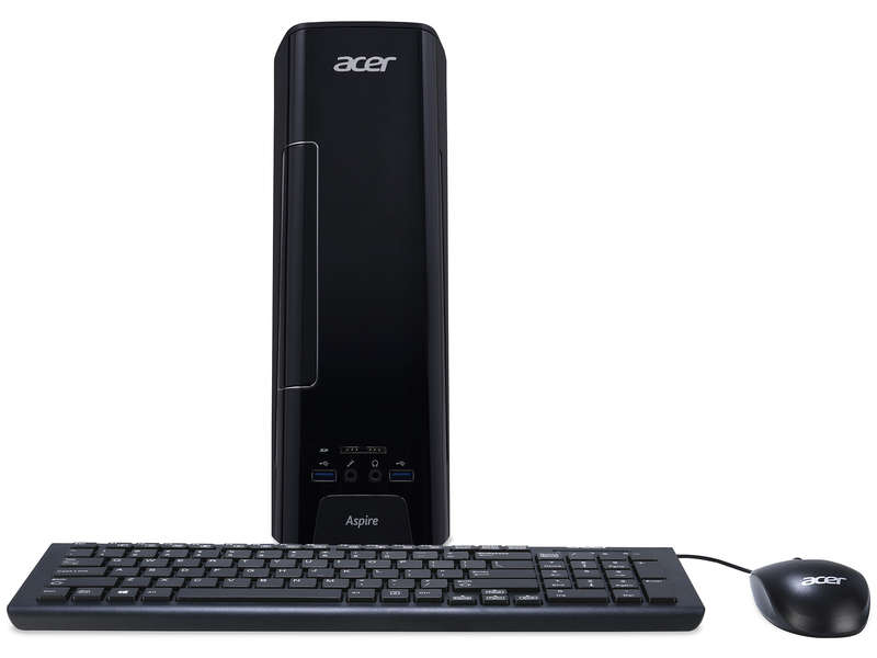 pc bureau acer xc 780 003 chez conforama. Black Bedroom Furniture Sets. Home Design Ideas