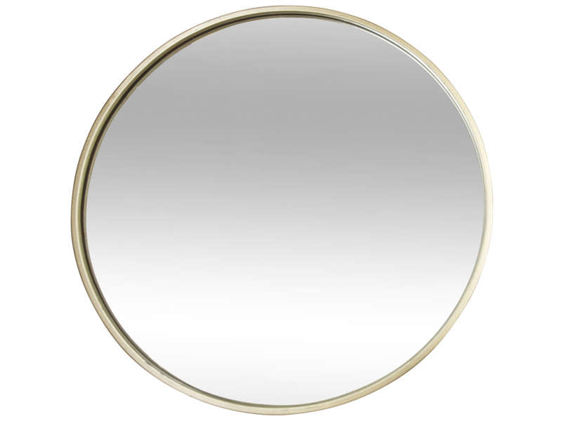 miroir rond 60 cm carat vente de miroir mural conforama. Black Bedroom Furniture Sets. Home Design Ideas